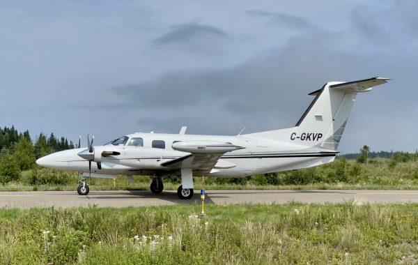 Piper Cheyenne III PA42